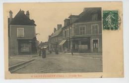 SAINT FLORENT SUR CHER - Grande Rue - Saint-Florent-sur-Cher