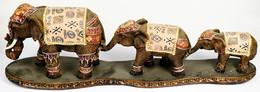 Varia (im Briefmarkenkatalog): ELEFANTEN, Ca. 290 Elefantenfiguren In Allen Erdenklichen Variationen - Ohne Zuordnung