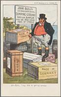 """Varia (im Ansichtskartenkatalog): Ca. 650 Alte Ansichtskarten """"Thematische Motive"""" Vor 1945 Im Karto - Ohne Zuordnung"""
