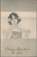 Varia (im Ansichtskartenkatalog): 1 Karton Künstlerkarten Mit Ca. 250 Stück, Dabei Bessere Wie X. Sa - Ohne Zuordnung