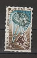 Afars Et Issas 1968 Parachutisme PA 57 1 Val. ** MNH - Neufs