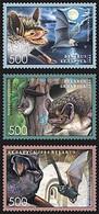 Belarus, 2006. Fauna, Bats - Bats