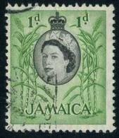 Jamaica - Sugar Cane, Plants (flora)   Queen Elizabeth II   Crowns And Coronets   Queens   Royalty   - Sonstige