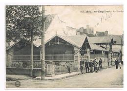 06- 2021 - SELECT - NIEVRE - 58 - MOULINS ENGILBERT - Le Marché Couvert - Animation - Carte Defraichie - Moulin Engilbert