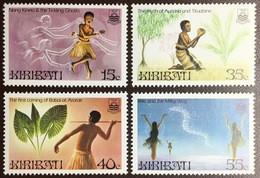 Kiribati 1985 Legends MNH - Kiribati (1979-...)