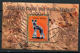 Südafrika South Africa Mi# Block 107 Postfrisch/MNH - FIFA World Cup 2010 - Zonder Classificatie