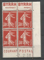 Coins Date France   Neuf * N 360 Année 1938 Charnier En Haut - 1930-1939