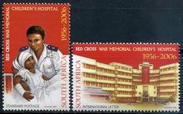 Südafrika Mi# 1705-6 Postfrisch/MNH - Health Service, Hospital - Unclassified