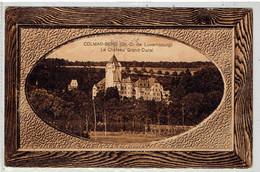 LUXEMBOURG - Colmar-Berg - Le Château Grand-Ducal - Altri