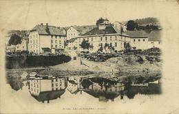 N° 124 Lac-ou-Villers Douane Carte écrite Mais Non Datée - Altri Comuni