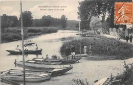 NOGENT SUR SEINE - Embarcadère Garlinville - Nogent-sur-Seine