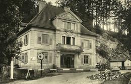278 Les Pargots Douane Sur La Route Des Brenets CPSM édit Pequignot Besançon - Altri Comuni