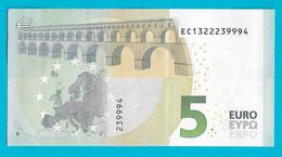 Billet 5 Euros C Lagarde 2013  EC1322239994 -E001A3 - 5 Euro