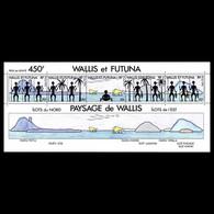 Bloc De Wallis Et Futuna N° 6 Neuf ** - Blocks & Sheetlets