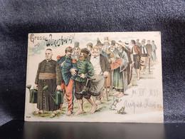 Judaica Gruss Aus Wörishofen -99__(10998) - Judaísmo