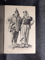 Judaica Juives Costume D'interieur__(11133) - Jewish