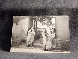 Judaica Tunis Types De Femmes Juives__(10084) - Jewish