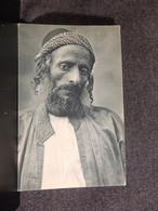 Judaica Yemenite Jew Chief In Jerusalem (green)__(11512) - Jewish