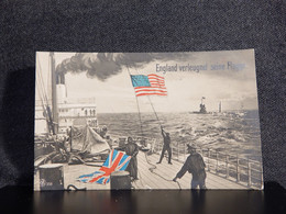 Warship England Verleugnet Seine Flagge -15__(11582) - Warships