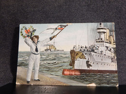 Warship Girl, Flag And Ship -14__(12314) - Warships