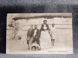 Lesotho Famille Chretienne__(9889) - Lesotho