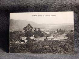 Lesotho Morija Presbytere Et Temple__(9796) - Lesotho