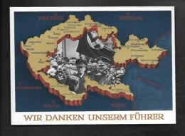 DR GA Hitler Anschluß Sudetenland - Militares