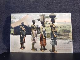 Mozambique Lourenco Marques Um Group De Mulheres__(13499) - Mozambique