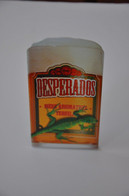 Plaque En Métal Revendeur 'Desperado' - Plaques émaillées (après 1960)
