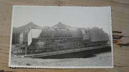 Carte Photo D'une Locomotive   ................ 4906 - Treni