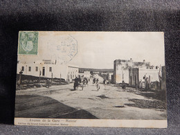 Tunisia Mateur Avenue De La Gare -09__(9280) - Tunisie
