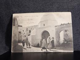 Tunisia Tunis Marabout De La Rue Des Etoffes__(13678) - Tunisia