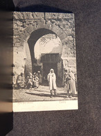 Tunisia Tunis Porte Bab Menara -09__(13710) - Tunisia