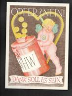 DR Ak WHW Gaustraßensammlung SSt München - Guerra 1939-45