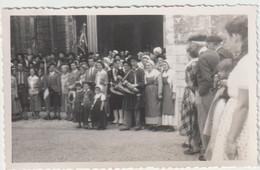Congrès Education Et Folklore Bourges 1951 4 Photos Originales Groupe Ecossais Programme Complet 12 P + Coupures Presse - Luoghi