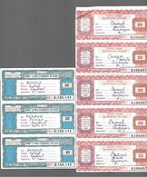 Fiscal      Petrole  Essence - Revenue Stamps