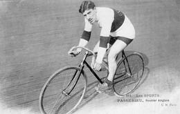 S5493 Cpa Cyclisme - Passerieu, Routier Anglais - Ciclismo