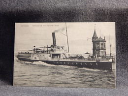 Steamer Dampfer Greif Konstanz__(9691) - Steamers