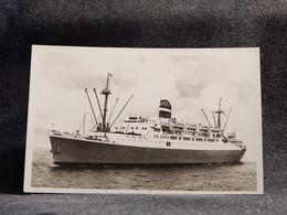 Steamer S.S. Rydam Holland Amerika Lijn__(9619) - Piroscafi
