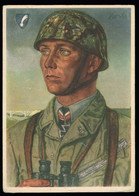 AK 2, WK , W. Willrich Major Koch Unsere Luftlandetruppen - Volksbund Für Das Deutschtum Im Ausland - Guerra 1939-45