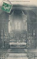 Corlay (22 Côtes D'Armor) Intérieur De La Chapelle Sainte Anne - Altri Comuni