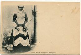 MOZAMBIQUE - Femme Métis - Laussedat - Mozambique