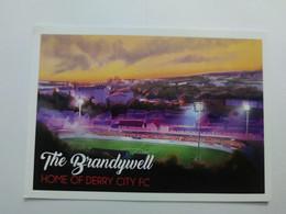 Estadio/Stadium /stadion/Stade The Brandywell (Londonderry- Irlanda Del Norte ) - Calcio