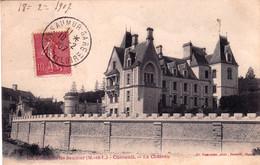 49 - Maine Et Loire -  CUNEAULT ( Pres Saumur ) - Le Chateau - Autres Communes