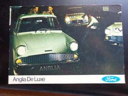 Auto, Car, Voiture / Anglia De Luxe - Ford  -> Beschreven - Andere