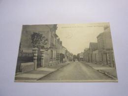 CP Romilly Sur Seine - Avenue Du Chateau - Romilly-sur-Seine