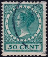 ✔️ Nederland 1930 - Tweezijdige Hoekroltanding - NVPH R70 (o)  - €44 - Carnets Et Roulettes