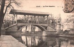 59 / LILLE / LE PONT NAPOLEON - Lille