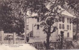 Savoie - Le Chatelard - La Gendarmerie - Le Chatelard