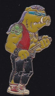 71306- Pin's-personnage De BD .signé Mirage Studio - Fumetti